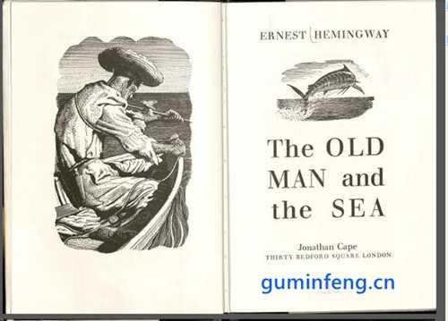 顾敏锋博客:读《老人与海》