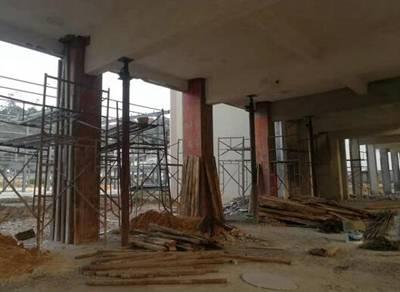 老旧厂房加固改造