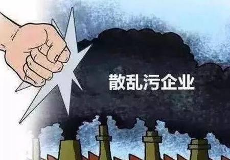 """""""散乱污""""企业"""