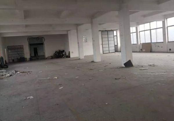 武进区洛阳二楼双跨厂房出租