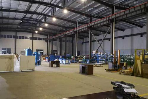 新北龙虎塘工业园一楼标准厂房出租