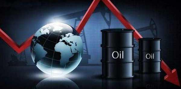 国际油价暴跌