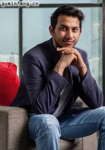 OYO创始人李泰熙(Ritesh Agarwal)
